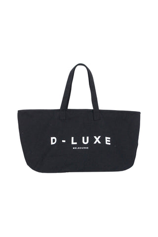 D-LUXE Oversized Canvas Tote