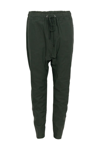 D-Luxe Twill Drop Crotch Pant