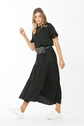 Tiffany Tiered Maxi Dress