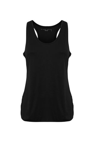 D-Luxe Active Logo Tape Tank