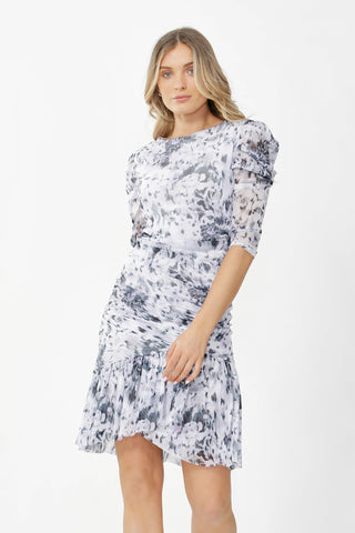 Selina Puff Sleeve Dress