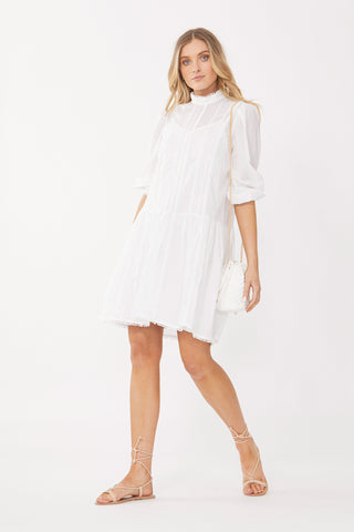 Maisie Embroidered Dress