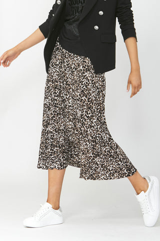 Lilly Pleated Skirt