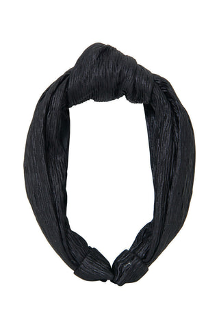 Knotted Hard Headband