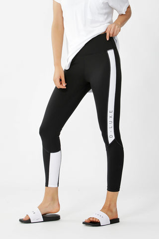 D-Luxe Active Panelled Legging