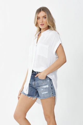 Alexa Textured Shirt
