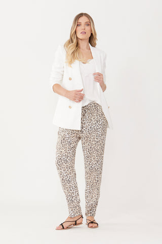Stella Tapered Printed Pant