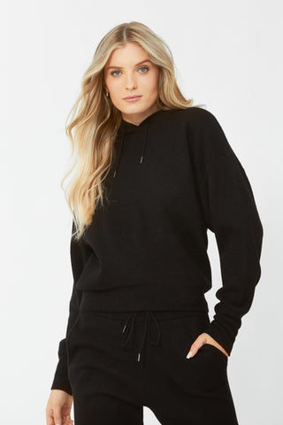 D-Luxe Knit Hoodie