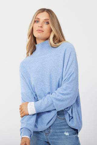 Sienna Drop Shoulder Pullover