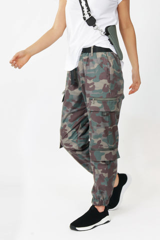 D-Luxe Cargo Pant