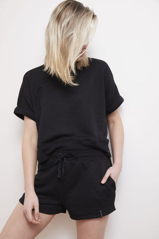 D-Luxe Short Sleeve Sweat