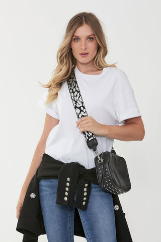 Monica Camera Crossbody Bag
