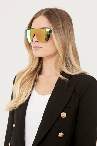 Willa Shield Sunglasses