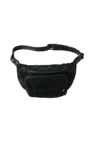 Facet Bead Bum Bag