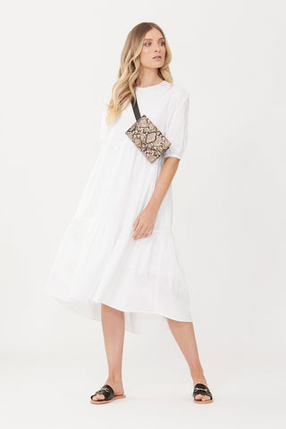 Miranda Cotton Midi Dress
