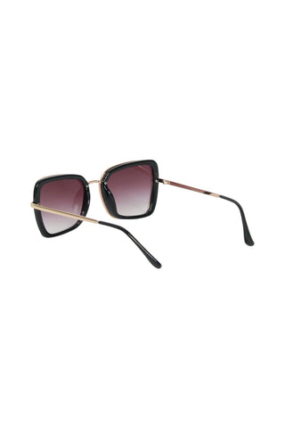 Mala Metal Detail Sunglasses