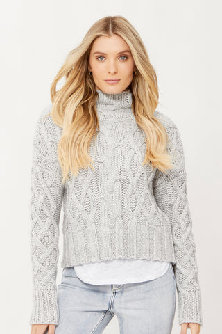 Carmen Cable Knit