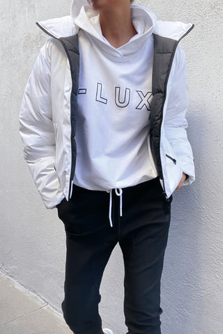D-Luxe Crop Puffer Jacket