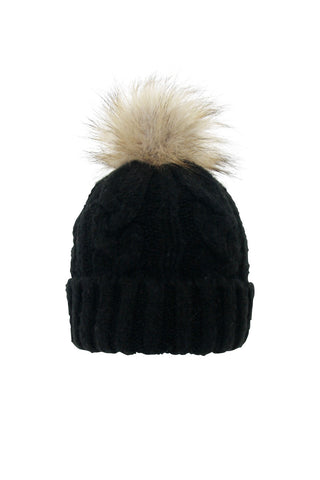 Lexi Single Pom Beanie