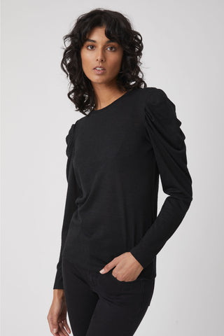 Teagan Puff Long Sleeve Top