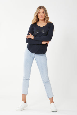 Brooklyn Long Sleeve Tee