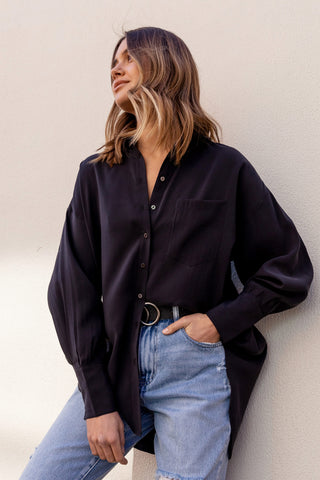 Billie Oversized Shirt