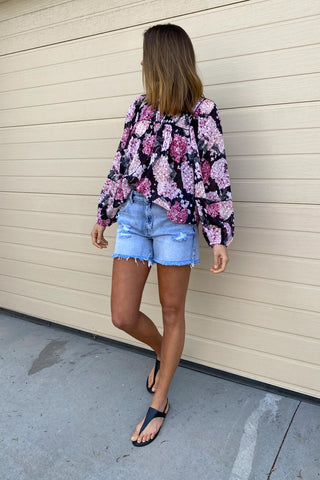 Eleanor Printed Top