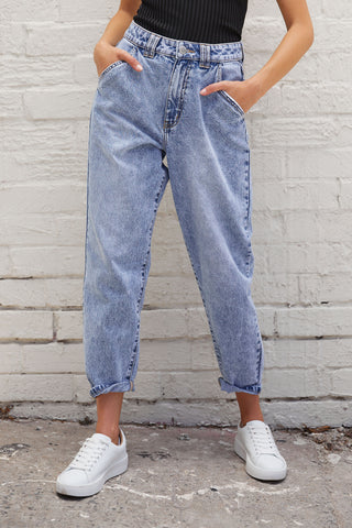 Naomi Slouch Jean