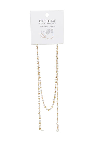 Pearl Ball Sunglasses Chain