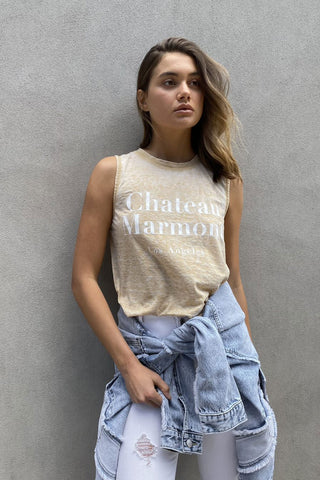 Chateau Marmont Tank