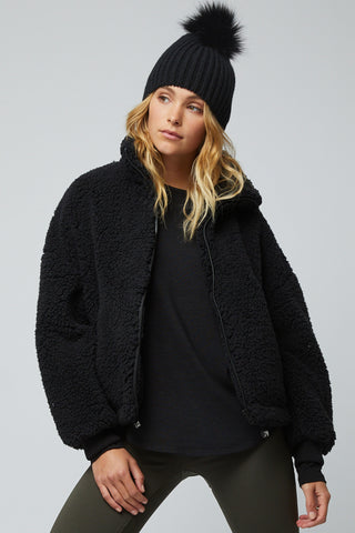 Avery Teddy Jacket
