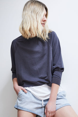 D-Luxe Raglan Sweat