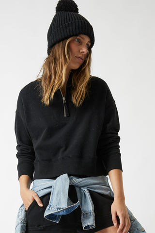 D-Luxe Active Half Zip Sweat