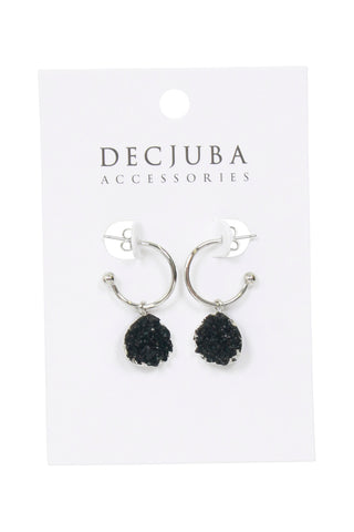 Wren Stone Drop Earrings