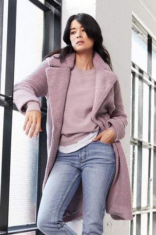 Margot Shearling Coat