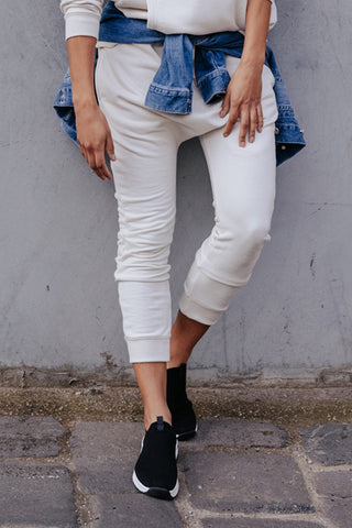 D-Luxe Loop Back Track Pant