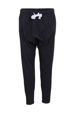 Kids Jersey Drop Crotch Jogger
