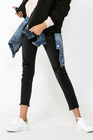 Kids Distressed Jean
