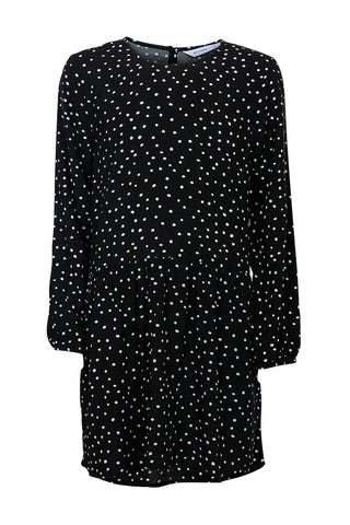 Kids Long Sleeve Spot Dress