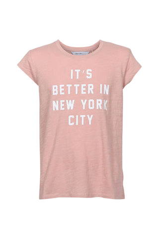 Kids Better In NY Tee