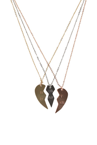 Kids Best Babes Necklaces