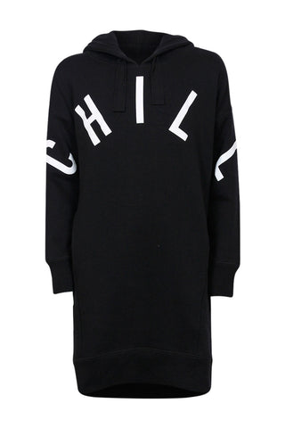 Kids Chill Hooded Sweat Dress