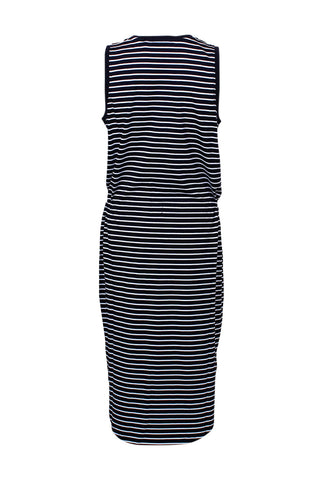 Kids Mid Length Tie Tank Dress