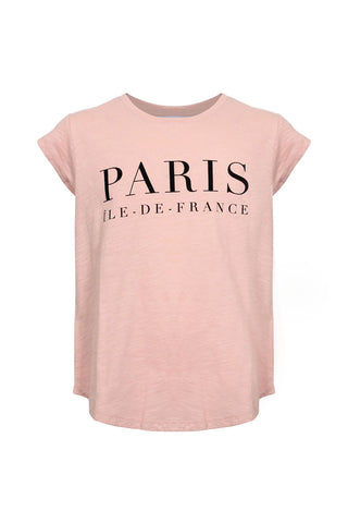Kids Paris Destination Tee
