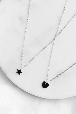 Kids Small Heart Necklace