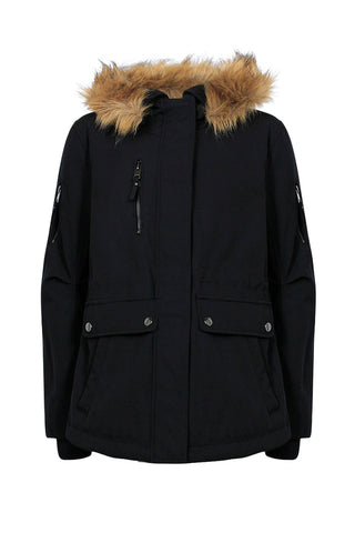 Kids Dekota Faux Parka