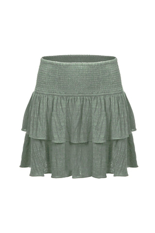 Kids Skye Ruffle Skirt