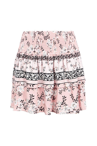Kids Mia Printed Skirt