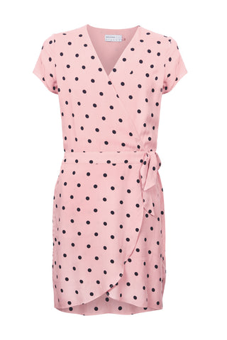 Kids Charlie Wrap Front Dress
