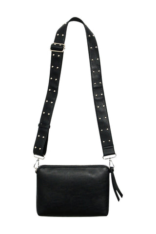 Kids Studded Strap Crossbody